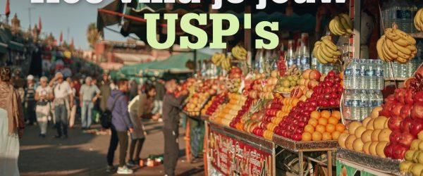 Hoe vind je jouw USP's?
