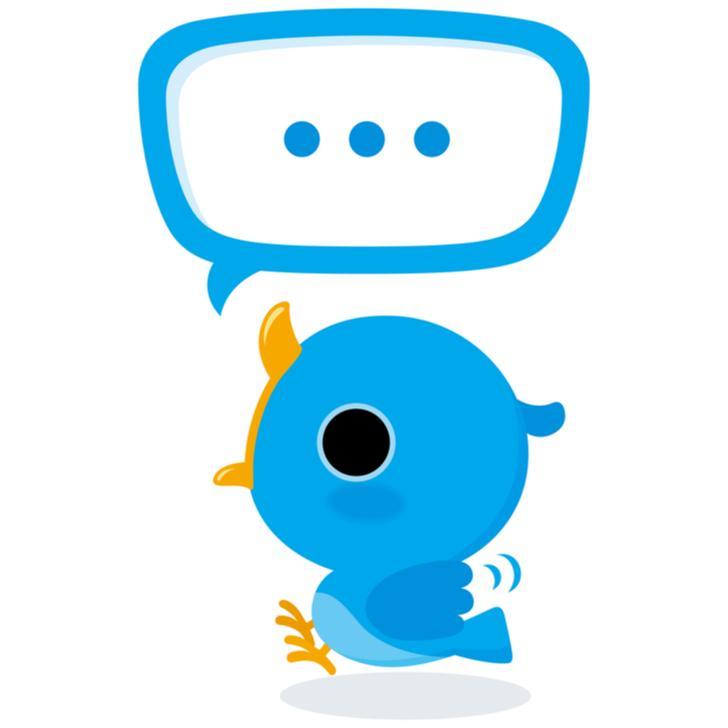 Ik tweet ook elke dag