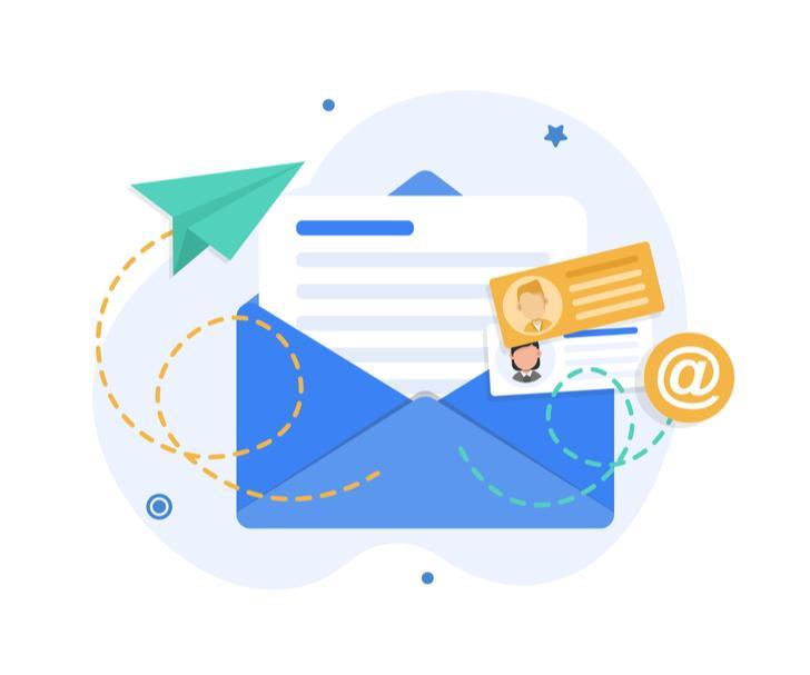Mail merge actie