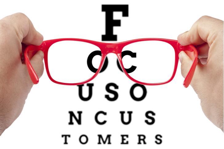 Focus op de klant