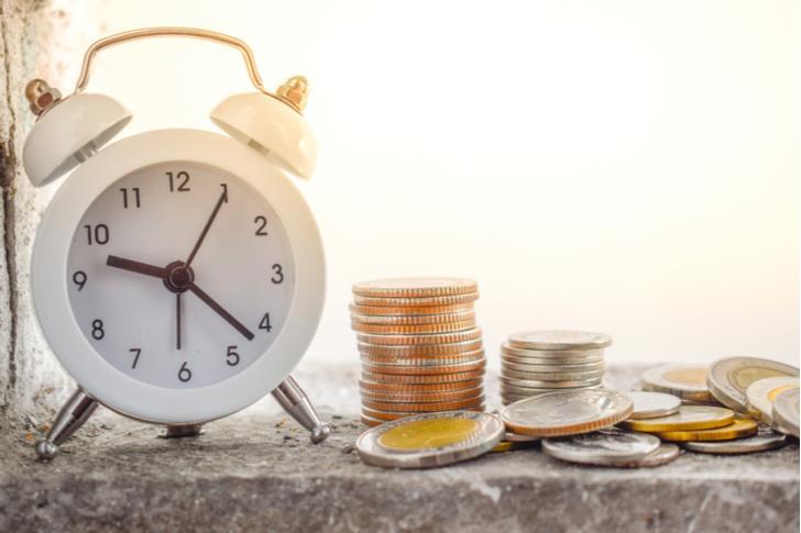 Tijd is het kostbaarste bezit wat ik heb