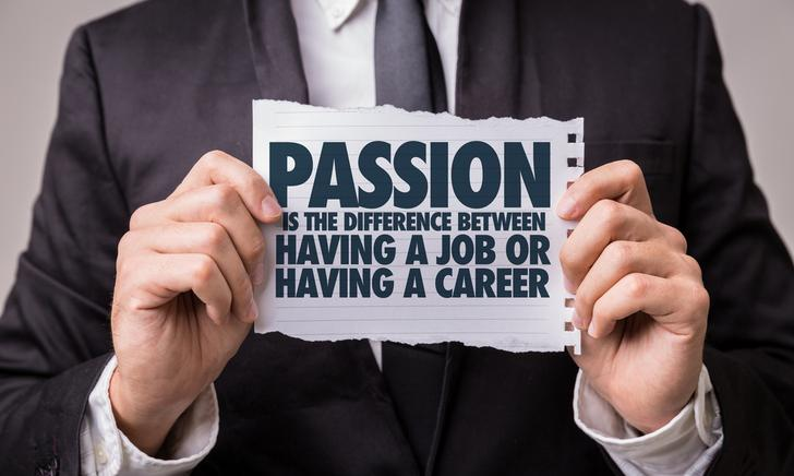 Ondernemer heeft een passie en een drijfveer, die zit dat helemaal niet als werken.